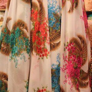 خرید پارچه شال و روسری
